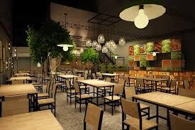 Thiết kế nhà hàng cafe, quán cafe đẹp